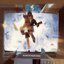 Blow Up Your Video - Ac/Dc (CD New) 889853333028