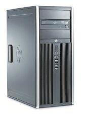 HP Elite 8300 CMT i5-3470 3.2GHZ  16GB 500GB DVDRW Win 7 Pro 64B  with wifi
