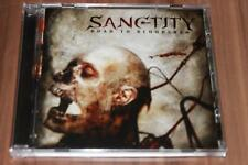 Sanctity - Road To Bloodshed (2007) (CD) (Roadrunner Records ‎– RR 8050-2)