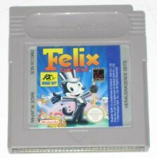 Jeu Felix the cat sur Game boy