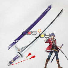 The Legend of Heroes Rean Schwarzer Sword PVC Cosplay Prop