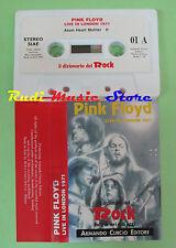 MC PINK FLOYD Live in london 1971 DIZIONARIO DEL ROCK CURCIO no cd lp dvd vhs