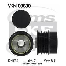 New Genuine SKF Alternator Freewheel Clutch Pulley VKM 03830 Top Quality