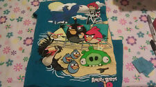 ANGRY BIRDS RIO AT COMIC-CON BLUE  XL/2XL NEW unisex T-SHIRT SDCC 2012 EXCLUSIVE
