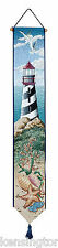 Wall Art - Lighthouse Tapestry Wall Hanging - Bell Pull - Wall Decor