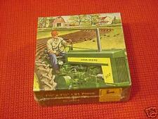 JOHN DEERE MODEL 720 TRACTOR PLOWING TRACTOR PUZZLE