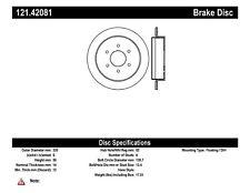 C-TEK Standard Disc Brake Rotor fits 2004-2009 Nissan Titan Armada Pathfinder Ar