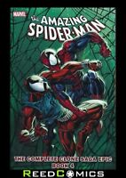 SPIDER-MAN COMPLETE CLONE SAGA EPIC BOOK 4 GRAPHIC NOVEL (480 Pages) Paperback