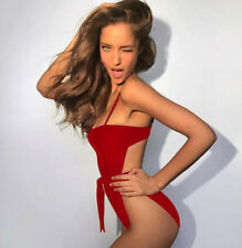 2018 Sexy Womens One Piece Bandage Backless Bikini Swimsuit Beachwear Monokini