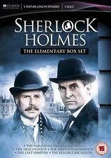 Sherlock Holmes - The Elementary (DVD) Jeremy Brett