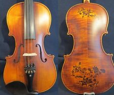 "Guarneri style  inlay back SONG Brand profession Master 15 1/2"" viola #11064"