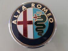 Alfa Romeo 159 NEW Genuine Rear Boot Badge 50500393 (to 2008) NOS