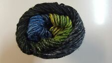 Noro Silk Garden #252 Black Green Turquoise 50g