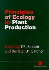 Principles of Ecology in Plant Production (Cabi), Children's Books, Crop Science