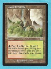 MTG Magic the Gathering Onslaught WOODED FOOTHILLS rare dual land M/NM