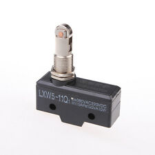 Ith 3A 1NO+1NC+1Com Parallel Roller Plunger AC DC Micro Switch, LXW5-11Q1