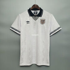 england 1990 world cup retro soccer jersey vintage classic football shirt