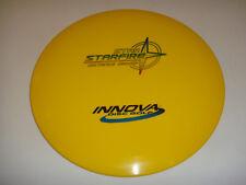 Pre Flight Innova Disc Golf Pfn Star Starfire Driver 168g Yellow