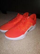 Nike Hyperdunk X Low Mens Basketball Shoes Sz 13.5 White Orange AT3867 NEW Kobe