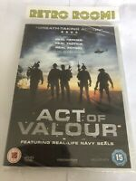Act Of Valor (DVD, 2012) New & Sealed - Available @ Retro Room 1982