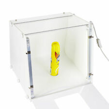 PROFESSIONAL PHOTO STUDIO PORTABLE LIGHT BOX CUBE TENT ALL IN ONE - UK SHIP