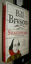 SHAKESPEARE: THE WORLD AS STAGE by BILL BRYSON (2007 HC)