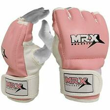 MRX BOXING & FITNESS MMA Women Grappling Gloves Cage Fighting Ladies Training...