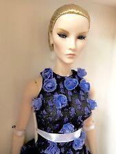 Jason Wu Supermodel Convention fashion royalty la vie en bleu Elyse Elise nude