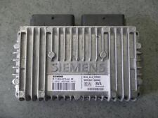 PEUGEOT 206 ECU TRANS ECU, AUTO T/M TYPE, T1, 10/99-11/07 TRANS 9653213280 S1180