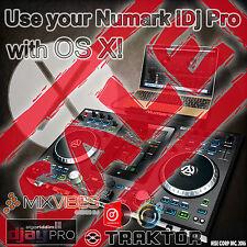 Numark iDJ Pro USB cable v2.0 (OS X/MAC)