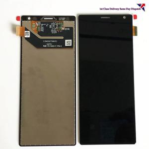 OEM BLACK SONY XPERIA 10 PLUS I4213 I3213 LCD SCREEN DISPLAY No ADHESIVE
