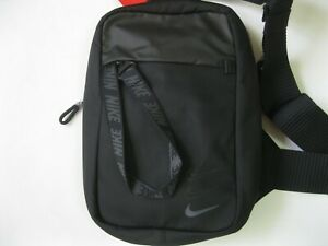 Nike Essential Hip Pack Crossbody Bag Black Men Women Travel
