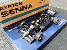Minichamps 1:43 Lotus Renault 97T 1985 - Ayrton Senna