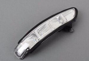 Mercedes-Benz CL CLS E S-Class Genuine Left Door Mirror Turn Signal Light NEW