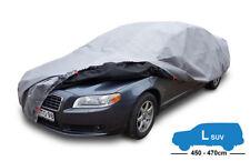 Lona coche, funda exterior, cubre coche - Talla L Suv/Van 5 Capas (450 - 470cm)