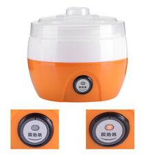220V 50Hz 1L Electronic Automatic DIY Yogurt Maker Container Machine Plastic