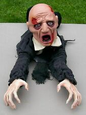 Brand New Animated Zombie Halloween Prop