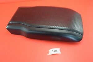 B#7 92-99 Mercedes Benz W140 Console Armrest  center box S420 S500 S600 BLACK *
