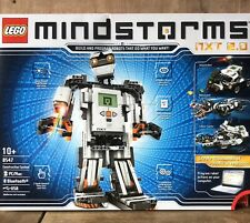 MINT Lego Mindstorms NXT 2.0 8547 Robot Rare discontinued Retired