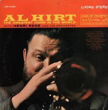 Al Hirt(Vinyl LP)The Greatest Horn In The Wolrd-Living Stereo-LSP 2366-VG/VG