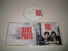 DANS PARIS/SOUNDTRACK/ALEX BEAUPAIN(NAIVE/NV811011)CD ALBUM