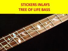 STICKERS INLAY TREE OF LIFE BASS FRET MARKERS VISIT OUR STORE WITH MORE MODELS