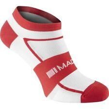 Madison Sportive Low Socks Aw17 S White/flame Red