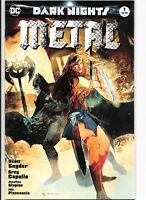 Dark Nights Metal 1 Bill Sienkiewicz Color Variant Cover A 1st Print HOT!!!