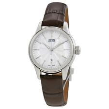 Oris Artelier Automatic Black Dial Ladies Watch 561-7687-4051LS