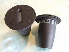 RIBBON TWEETERS SPEAKERS ALNICO MAGNET replacement home audio COBALT capacitors