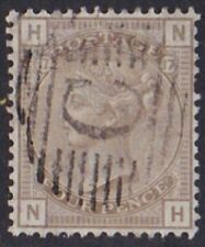 GB Used Abroad in CONSTANTINOPLE British Levant C. 4d. grey.