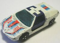 Vintage Diecast MAJORETTE Made in France scala 1:60 _ TURBO BMW n°217