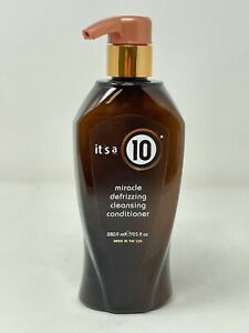 Its a 10 Miracle Defrizzing Cleansing Conditioner - 9.5 Fl Oz (280.9mL)