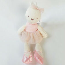 42cm Soft Cute Stuffed Rabbit Animal Bunny Baby Girl Pink Christmas Pillow Toy